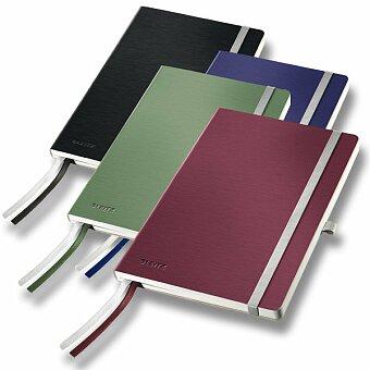 Obrázek produktu Zápisník Leitz Style - A5, linka, 80 listů, výběr barev