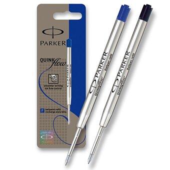 Obrázek produktu Náplň Parker QuinkFlow do kuličkové tužky - 0,8 mm, výběr barev