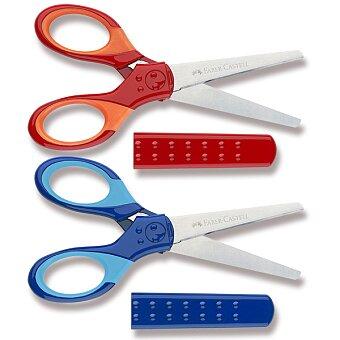 Obrázek produktu Školní nůžky Faber-Castell - 13 cm, výběr barev