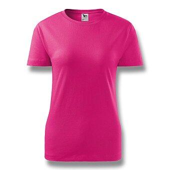 Obrázek produktu Adler Basic - dámské tričko, velikost M, výběr barev