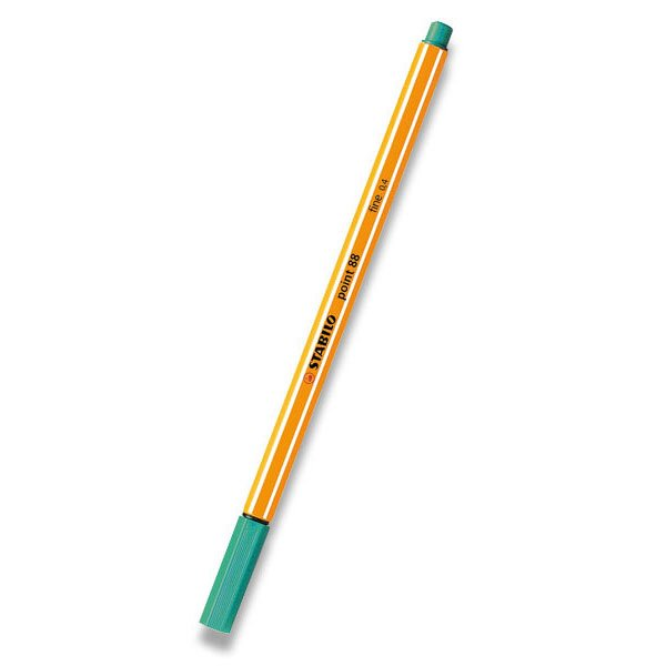 Liner Stabilo Point 88 ledově zelený