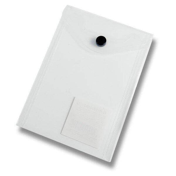 Spisovka s drukem transparentní, A6