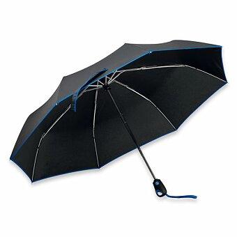 Obrázek produktu DRIZZLE - polyesterový skládací deštník, open/close, 8 panelů, výběr barev