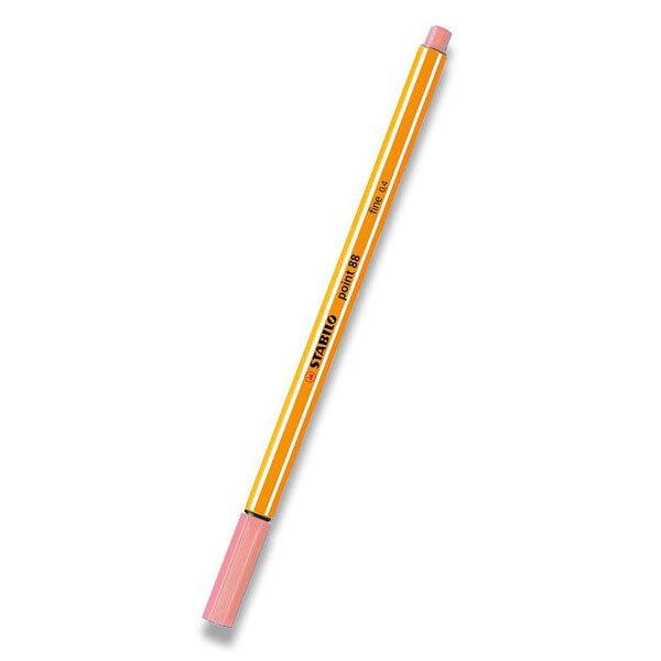 Liner Stabilo Point 88 meruňkový