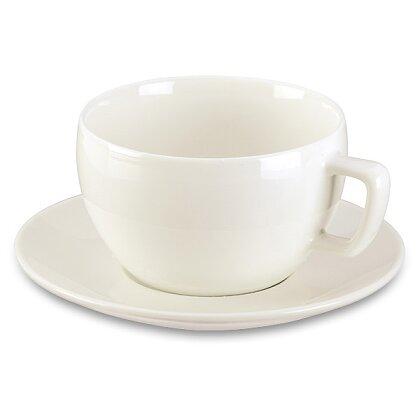Obrázek produktu Tescoma Crema - šálek s podšálkem Jumbo