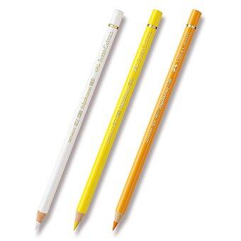 Obrázek produktu Pastelka Faber-Castell Polychromos - žluté a oranžové odstíny - výběr barev
