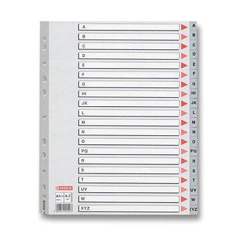 Obrázek produktu Rozlišovač Esselte Maxi - A - Z, 20 listů