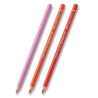 Obrázek produktu Pastelka Faber-Castell Polychromos - červené a růžové odstíny - výběr barev