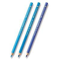 Pastelky Faber-Castell Polychromos - modré odstíny