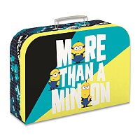 Kufřík Karton P+P Mimoni