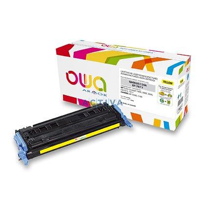 Obrázek produktu Armor - toner Q6002, yellow (žlutá) pro laserové tiskárny