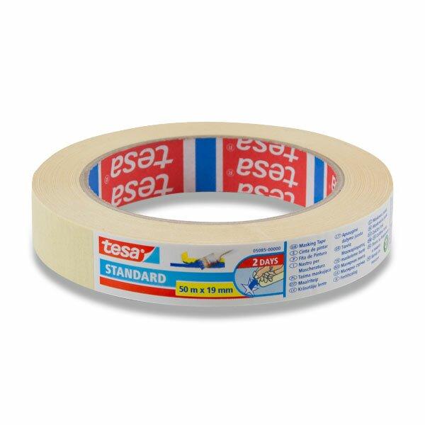 Samolepicí páska Tesa Maskovací páska 19 mm × 50 m