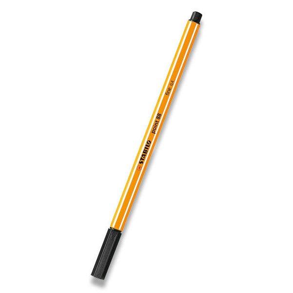 Liner Stabilo Point 88 černý