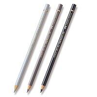 Pastelka Faber-Castell Polychromos - černé a šedé odstíny