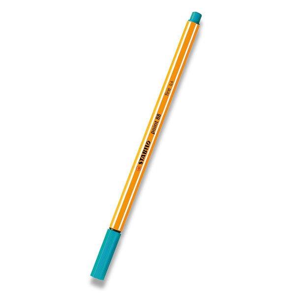 Liner Stabilo Point 88 tyrkysový