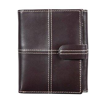 Obrázek produktu Peněženka Filofax Cross - hnědá