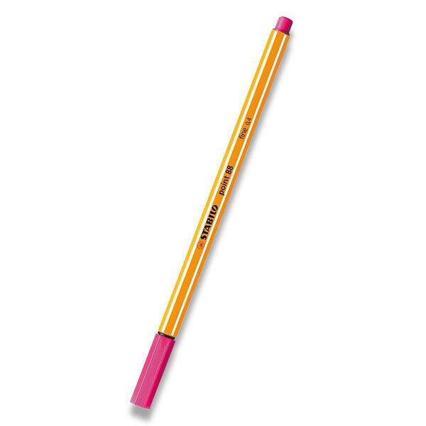 Liner Stabilo Point 88 růžový