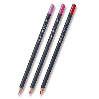 Obrázek produktu Pastelka Faber-Castell Goldfaber - červené a růžové odstíny - výběr barev