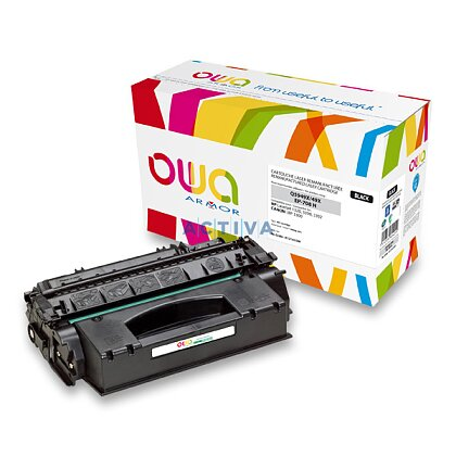 Obrázek produktu Armor - toner Q5949X, black (černá) č. 49X pro laserové tiskárny