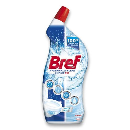Obrázek produktu Bref Power Aktiv - wc gel - Ocean, 700 ml