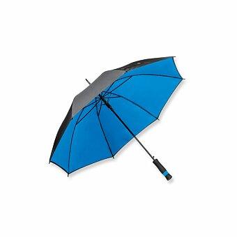 Obrázek produktu UMBRIEL - polyesterový vystřelovací deštník s dvojitým potahem, výběr barev