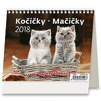 Kočičky 2018