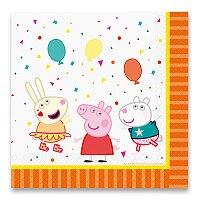 Papírové ubrousky Peppa Pig