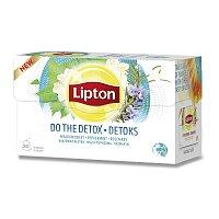 Bylinný čaj Lipton Detox