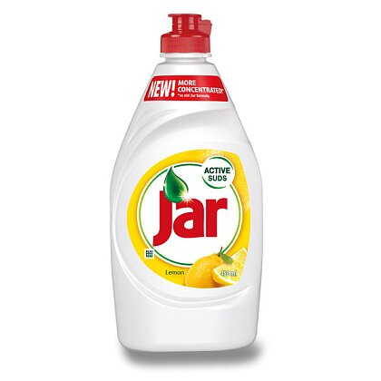 Product image Jar - dishwashing detergent - Lemon, 450 ml