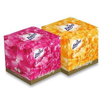 Obrázek produktu Papírové kapesníky Linteo Premium - 3vrstvé, 60 ks v boxu