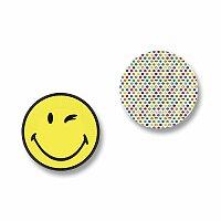 Papírové talířky Smiley World