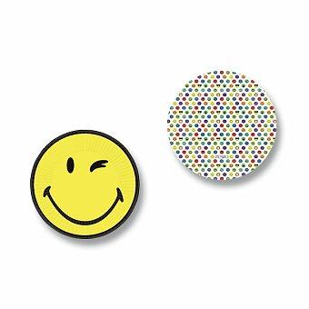 Obrázek produktu Papírové talířky Smiley World - průměr 23 cm, 8 ks
