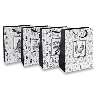 Obrázek produktu Dárková taška Stromečky - různé rozměry, mix motivů