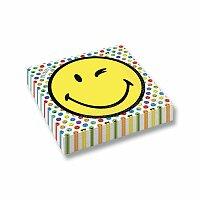 Papírové ubrousky Smiley World