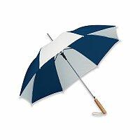 DUAM - polyesterový vystřelovací deštník, 8 panelů, výběr barev
