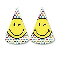 Narozeninové kloboučky Smiley World