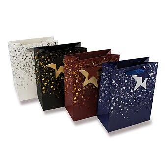 Obrázek produktu Dárková taška Hvězdy - různé rozměry, mix motivů