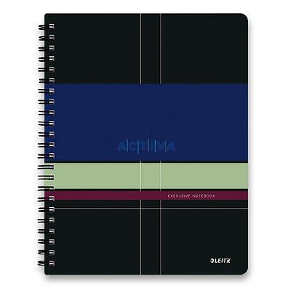 Obrázok produktu Leitz Executive - projektový blok - A4, 80 l., linajkový