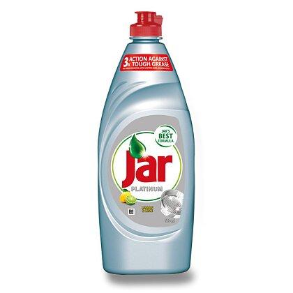Obrázek produktu Jar Platinum - prostředek na mytí nádobí - Lemon&Lime, 650 ml