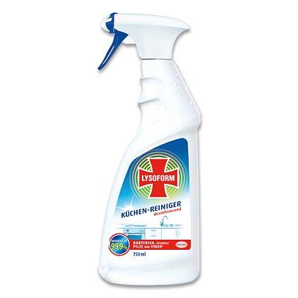 Obrázek produktu Lysoform - dezinfekční čistič - kuchyně, 750 ml