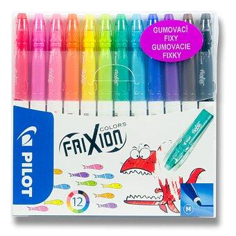 Obrázek produktu Gumovací fixy FriXion Colors - 12 barev