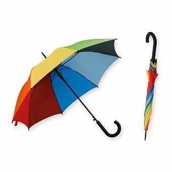 Obrázek produktu DONALD - polyesterový vystřelovací deštník, 8 panelů, výběr barev