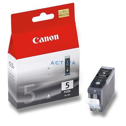 Obrázek produktu Canon - cartridge PGI-5, black (černá), pro inkoustové tiskárny