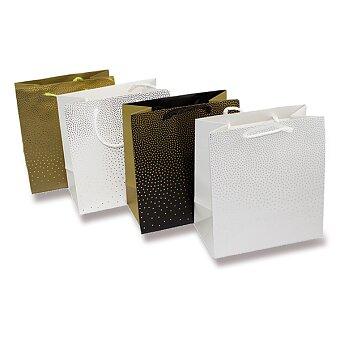 Obrázek produktu Dárková taška Tečky - různé rozměry, mix motivů
