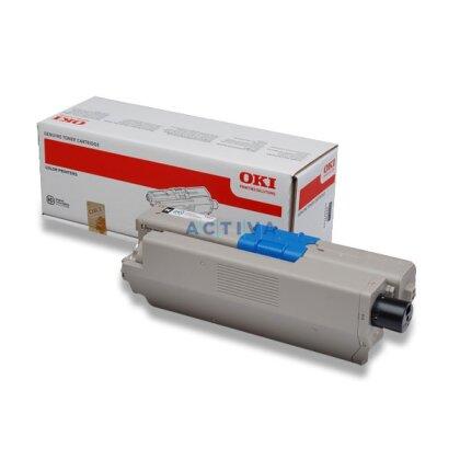 Obrázek produktu OKI - toner C511/C531/MC562, black (černý) pro laserové tiskárny
