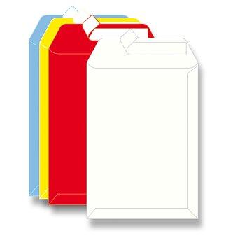 Obrázek produktu Barevná obálka Clairefontaine - C4, samolepicí, 5 ks