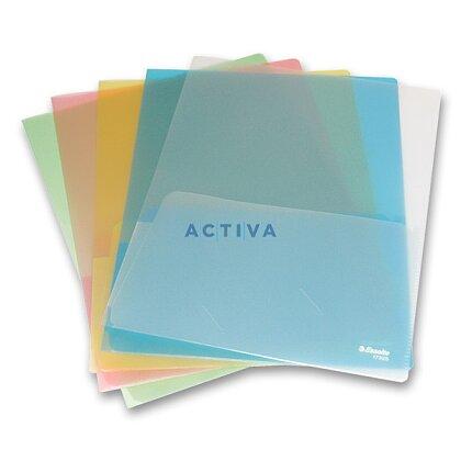 Obrázek produktu Esselte - zakládací desky A4 - mix barev