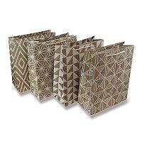 Dárková taška Geometrické tvary