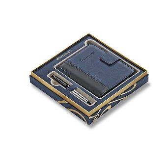 Obrázek produktu Waterman Expert Precious CT - plnicí pero, dárková sada se zápisníkem