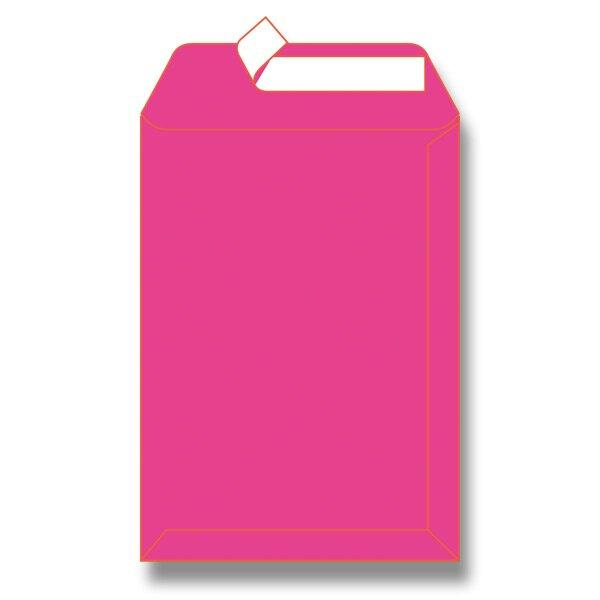 Barevná obálka Clairefontaine růžová, C4